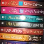 The Midnight Breed Series by Lara Adrian
