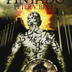 """""""O Homem Pintado"""" de Peter V. Brett"""