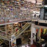 Uma livraria para apreciar devagar
