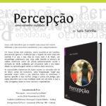 """Lançamento do livro """"Percepção"""""""