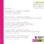 Sessão de Autógrafos na Feira do Livro de Lisboa 2012
