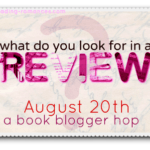 Books: What do you look for in a review?