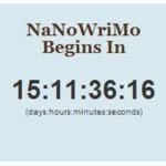 NaNoWriMo 2012 – Delinear a história