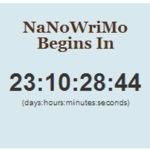 NaNoWriMo 2012: Planear o Desafio Literário #1