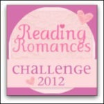 Reading Romances Challenge: September Status and October Book Choices