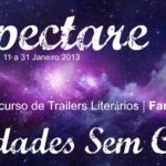 Book trailer de 'Percepção' no 'Cidades Sem Céu'