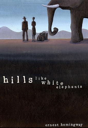 hills like whit elephants 07072018 category: hills like white elephants essays title: questions on hills like white elephants by ernest hemingway.