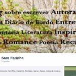 Inauguração da Página de Autora com '30 Dias de Inspiração'