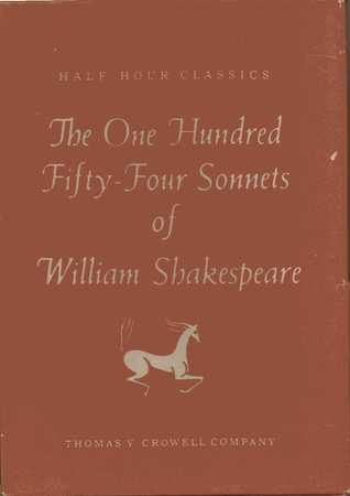 the one 154 sonnets
