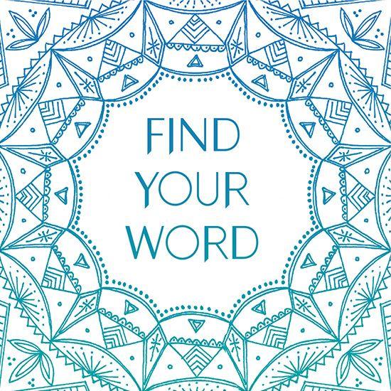 #findyourword