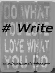 #write