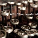 Palavras Soltas: A escrita para fugir da vida
