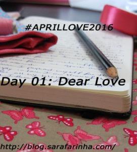 Day#1_Dear Love...