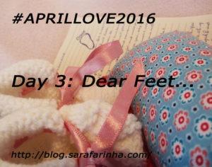 Dear Feet