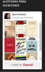 Leituras para escritores