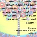 #Too good not to share: 'true friendship'