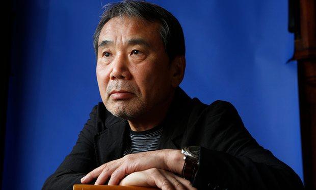 Haruki Murakami é o #1 na lista dos favoritos