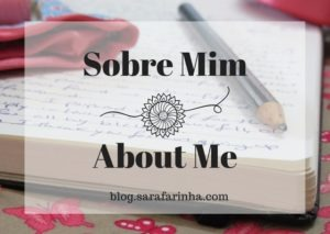 Sobre Mim About Me