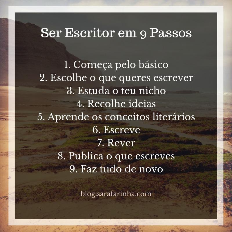Ser Escritor em 9 Passos_ficha