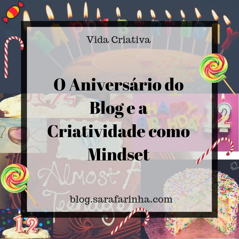 12 aniversário do blog