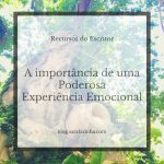 A importância de uma Poderosa Experiência Emocional