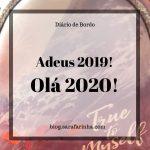 Adeus 2019! Olá 2020! Tão lindo!!