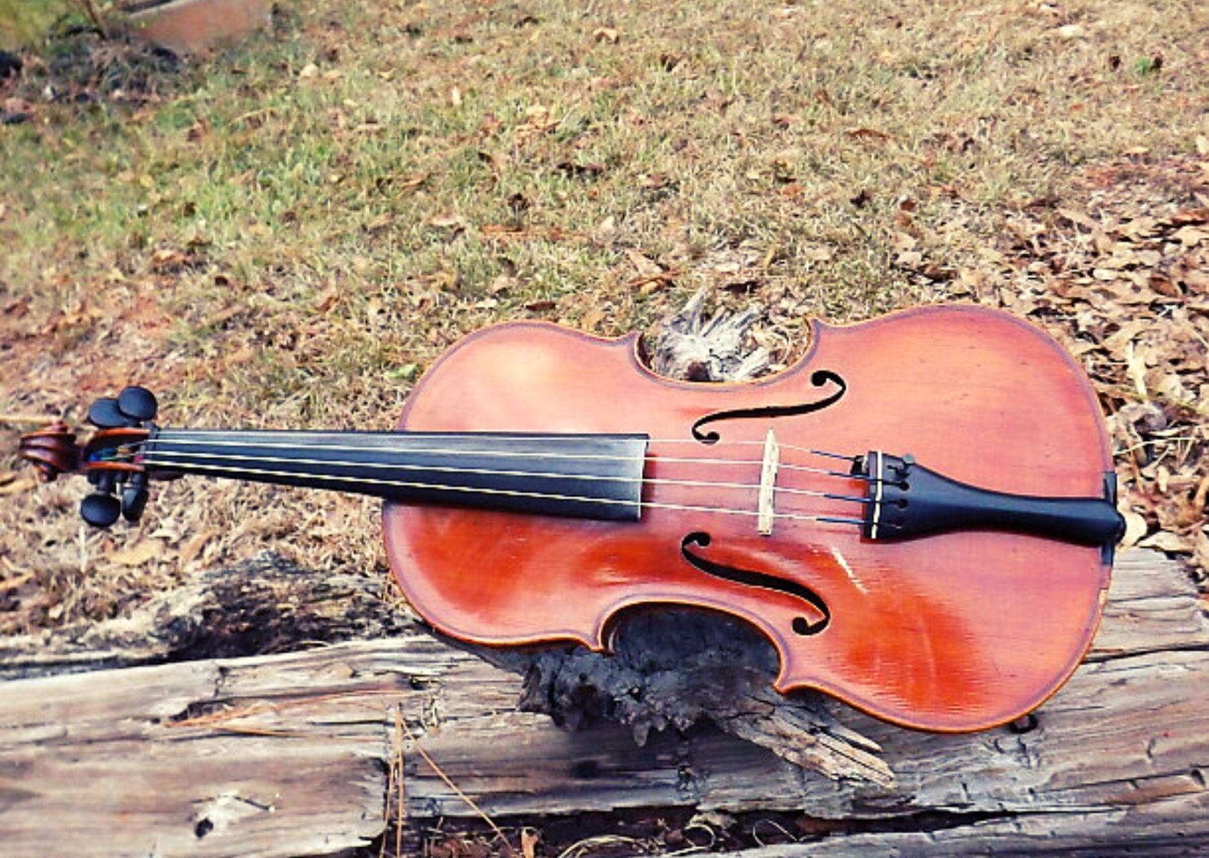 Um Violino Guarneri...