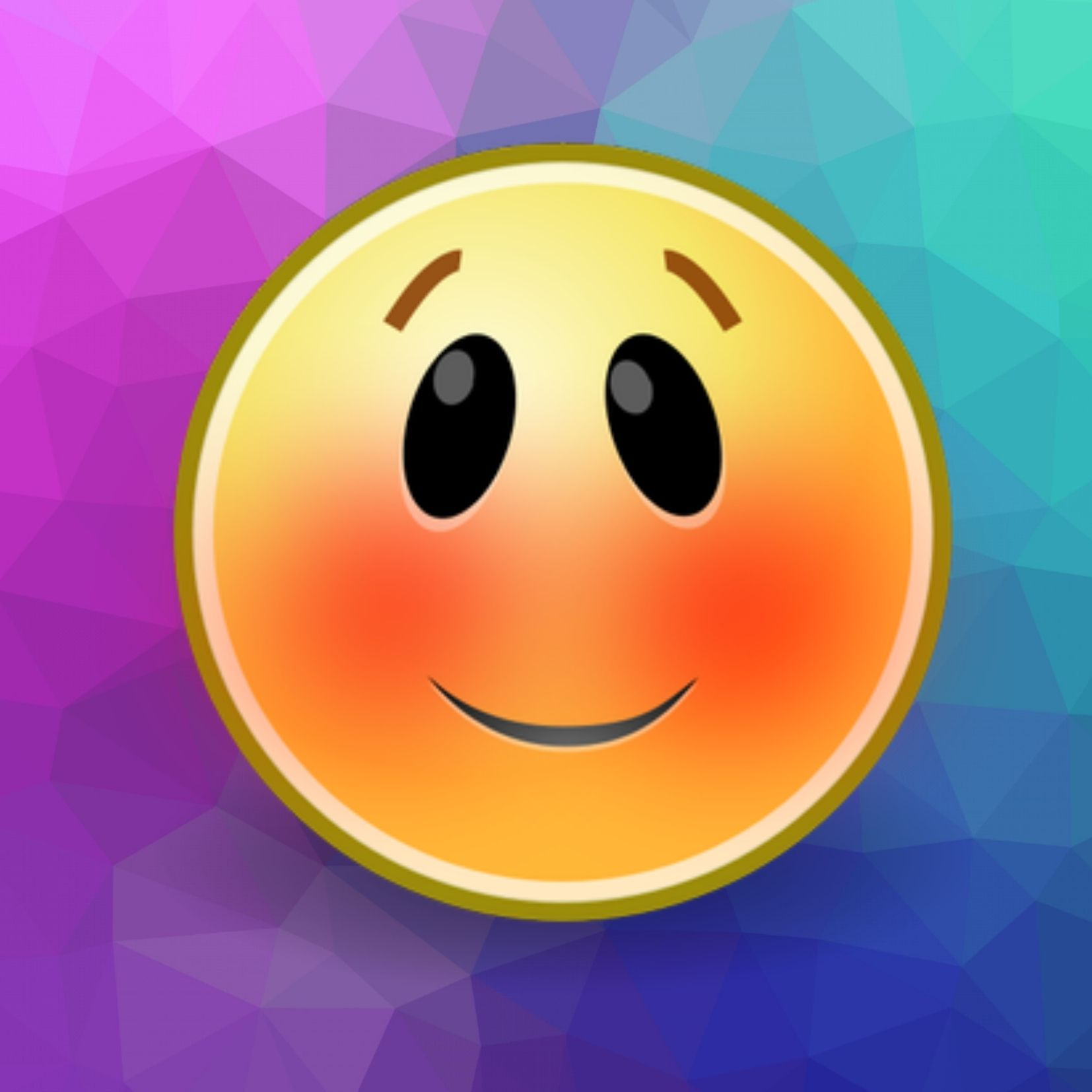 embarassed emoji