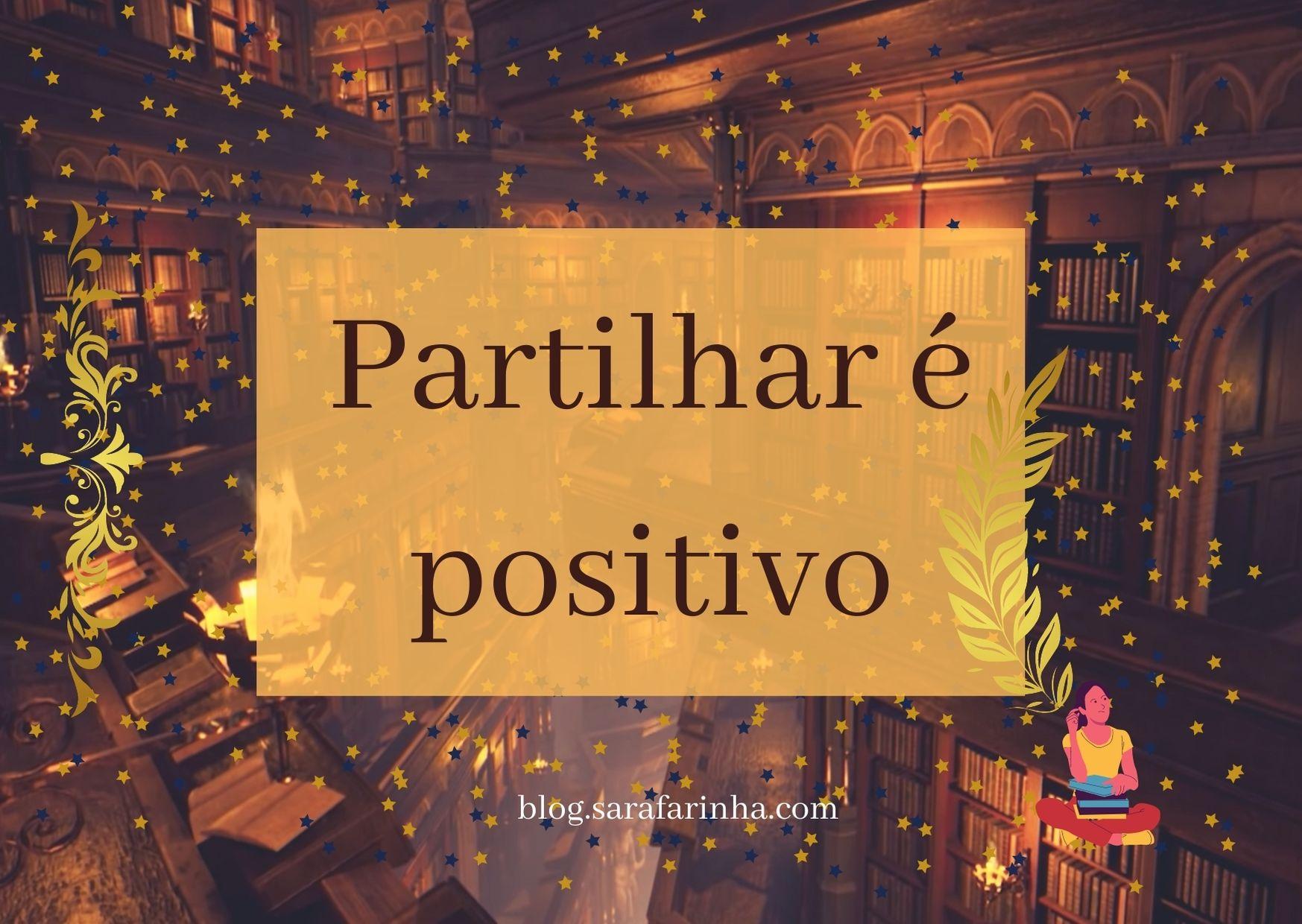 partilhar é positivo