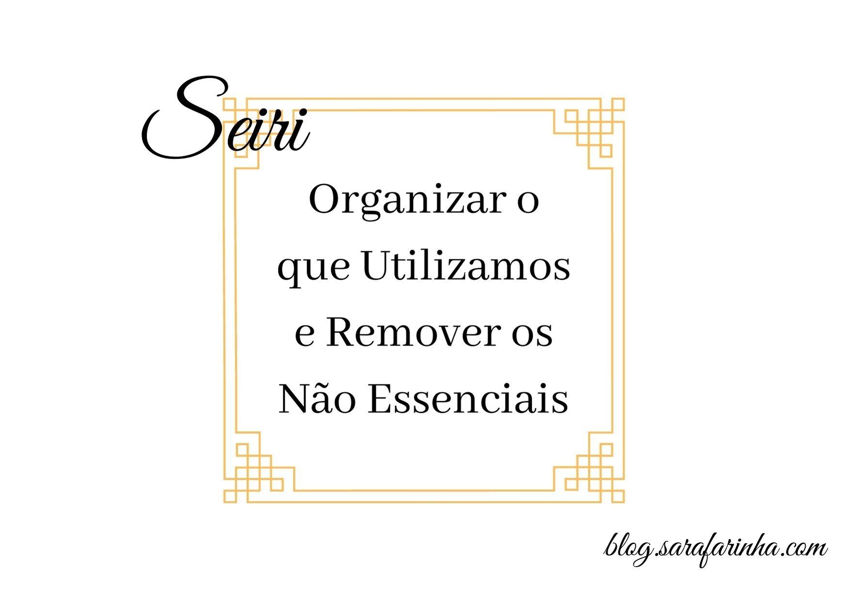 Organizar