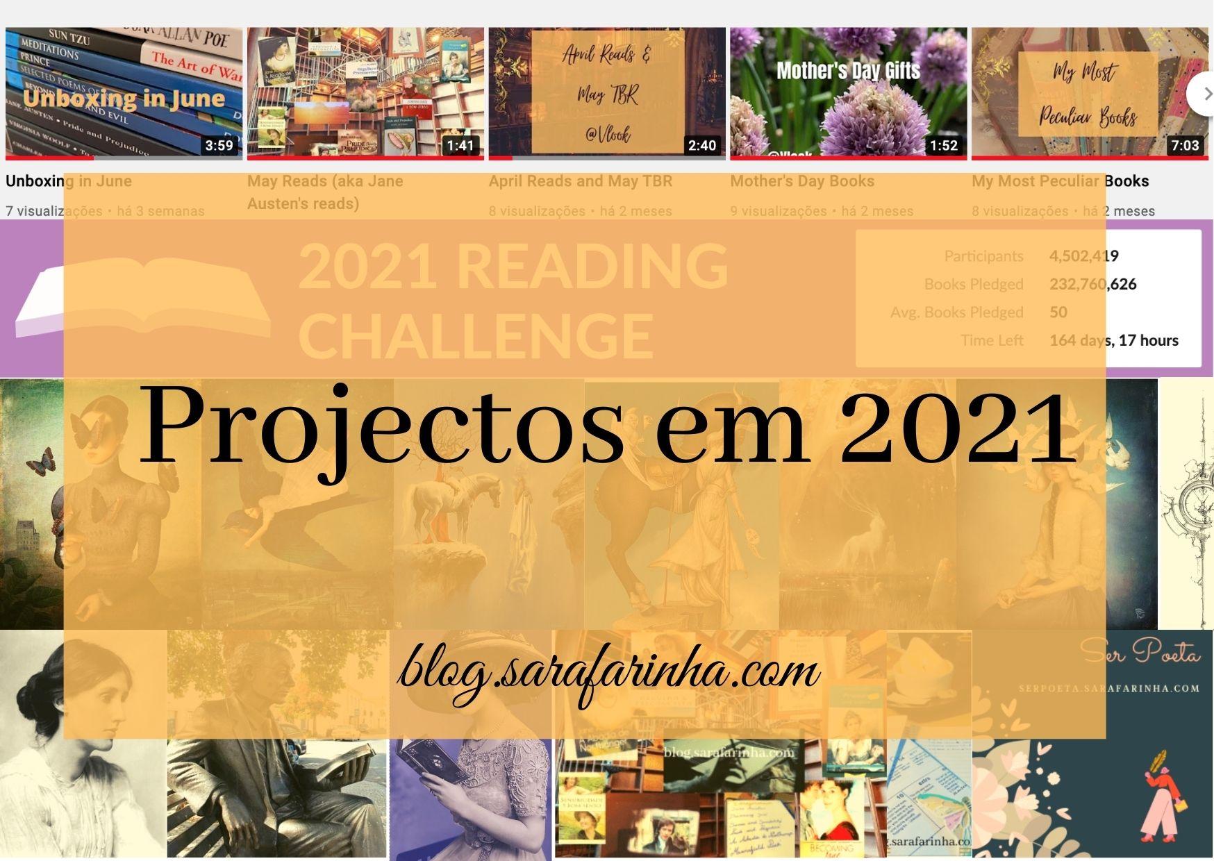 projectos em 2021