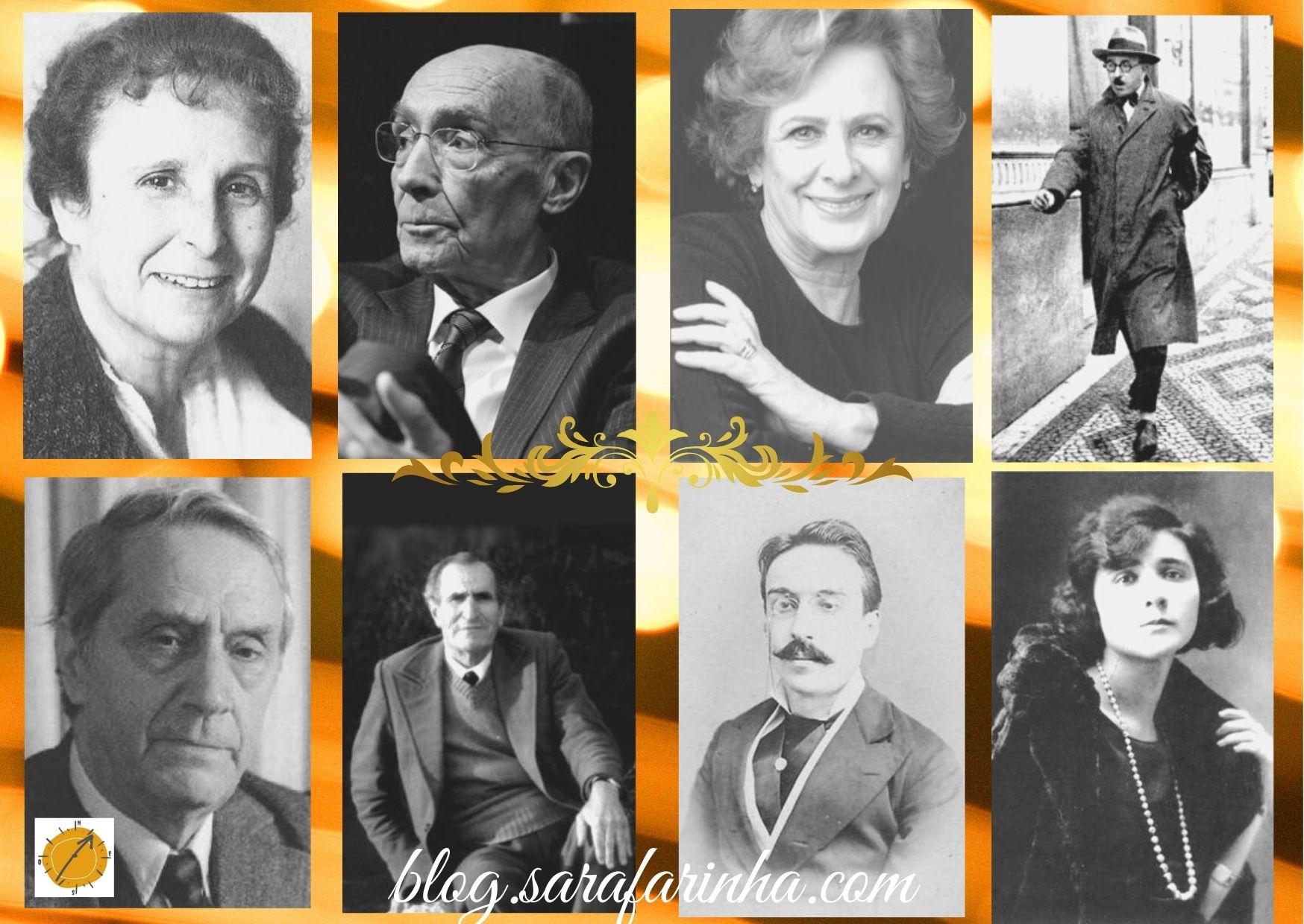 escritores portugueses
