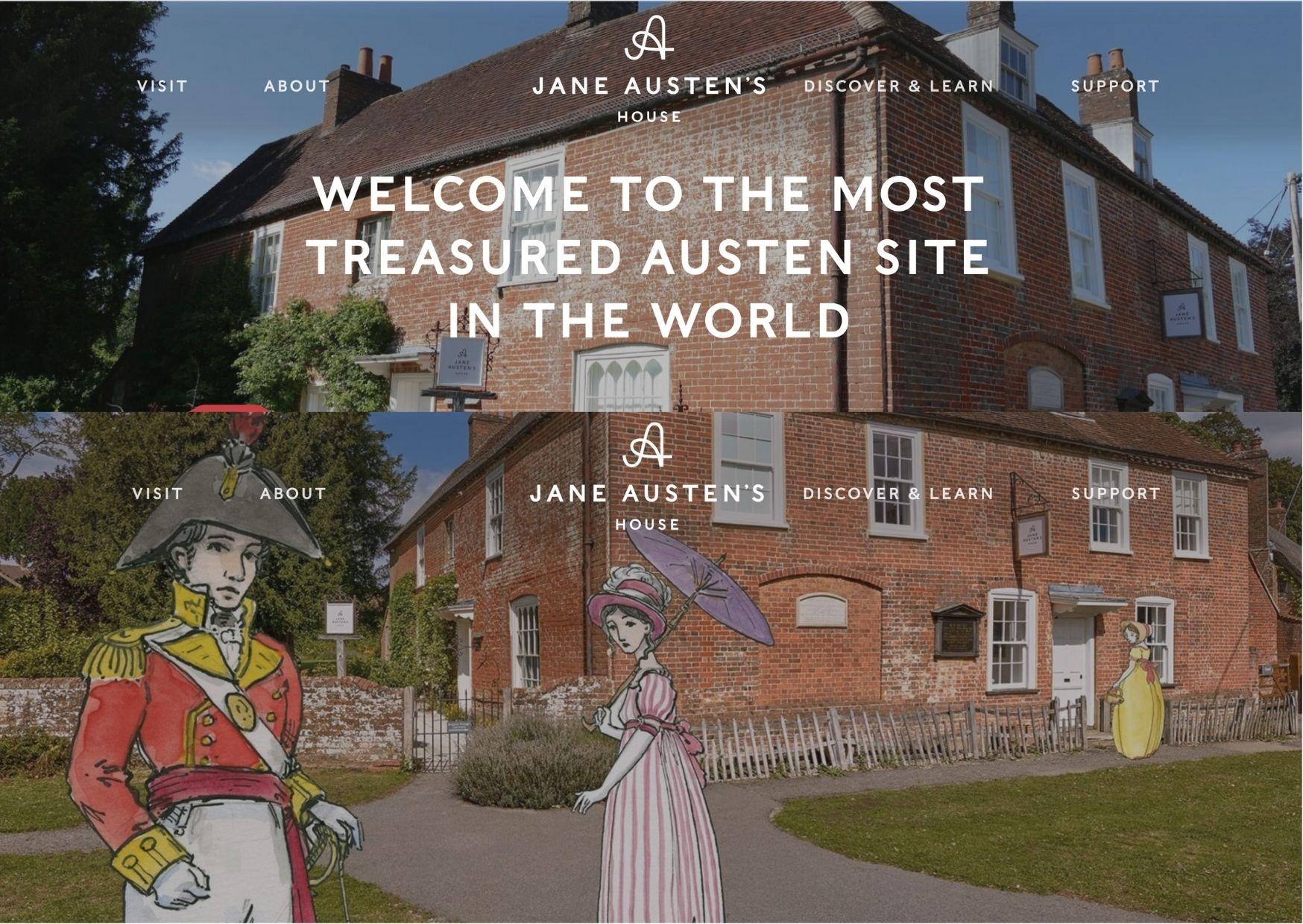 casa de Jane Austen