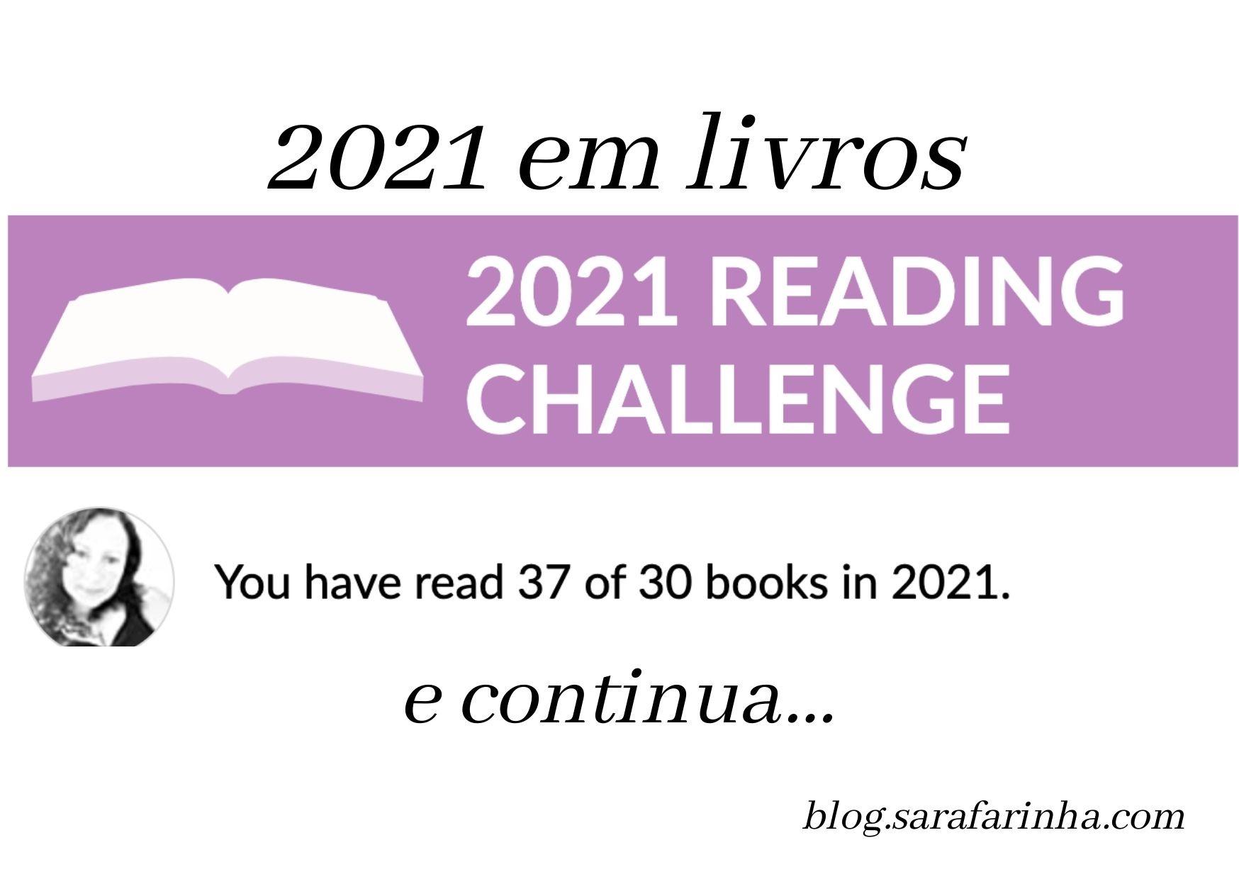 2021 goodreads reading challenge